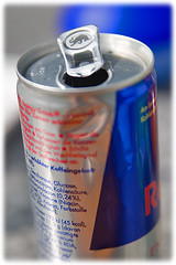 Energy Drinks and Breakfast Foods