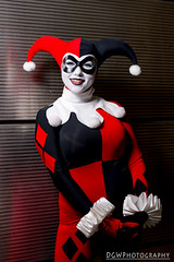 Classic Harley Quinn (dgwphotography) Tags: harleyquinn nycc nycc2016 newyorkcomiccon nikond600 cosplay dccomics dc nikoncls 70200mmf28gvrii