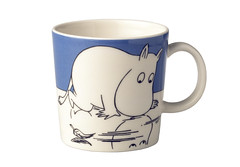"Mumin-Becher ""Moomintroll_on_ice"""
