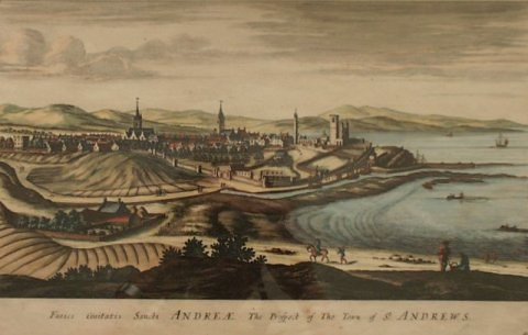 The City of St. Andrews, 18th century
