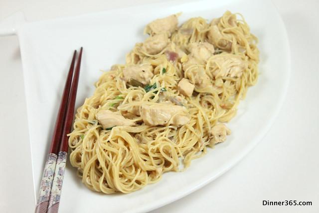 Day 127 - Chicken Chow Mein