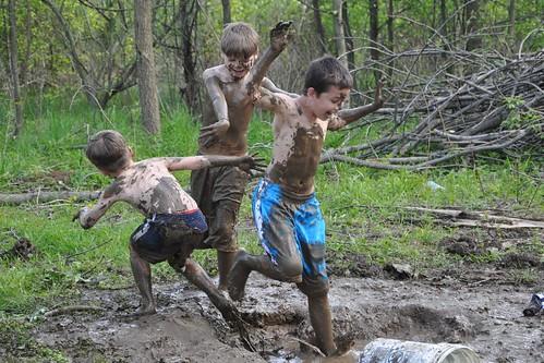 Mud! FIIIIIIGGGGHHHHT