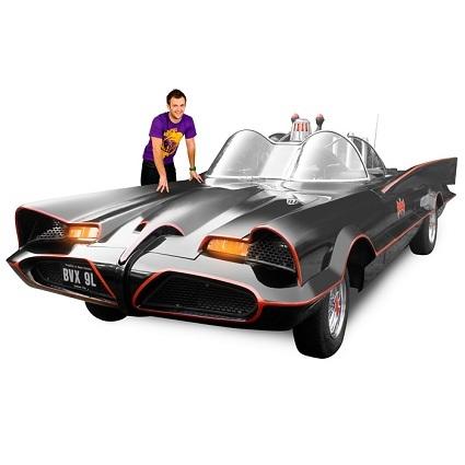 Replica Bat Mobile 1966