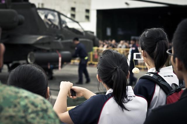 AH-64D Arming Demo