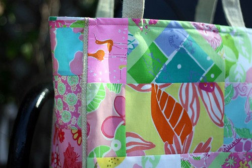 lilly bag again