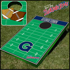 GeorgeTown Bean Bag Toss Game