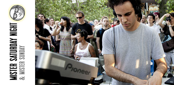 Four Tet Live from Mister Sunday (Image hosted at FlickR)