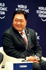 Министра финансов Филиппин Сезар Пуризима