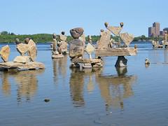 (vmaxxblue) Tags: inukshuk ottawariver
