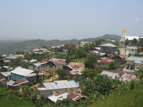 Vista de Juncalito