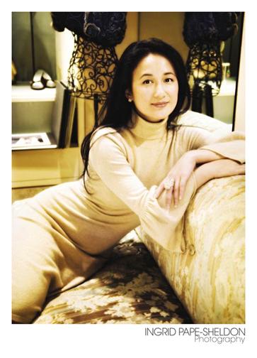 Luly Yang. luly_yang_inside_blog