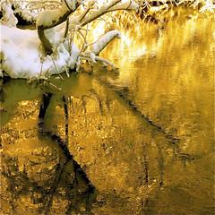 "Oooooh Joyful Wild River!!! / Hooooo Joyeuse rivière sauvage!!! :))) (Denis Collette...!!!) Tags: winter snow canada childhood angel bravo quebec spirit hiver ange rivière beethoven neige joys joie esprit sauvage enfance abigfave ""deniscollette"" «wildriver» world100f «santaclaus» «pèrenoël» «odetojoy» explorewinnersoftheworld"