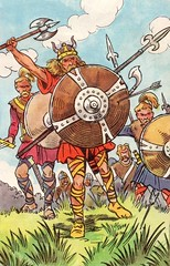 guerriers francs