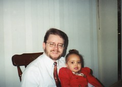 Dan and Keisha - Christmas 1998