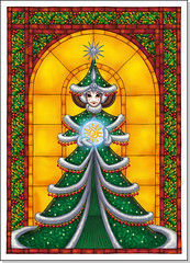 2000 Padme Christmas Tree