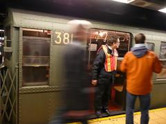 R-1 381 (i mei) Tags: nyc newyork train 1931 vintage underground subway nostalgia mta r1 dmctz3 nostalgiatrain