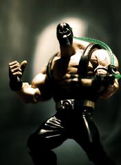 2159074055 411fd9b846 m Batmans Bane Character Creator Chuck Dixon Says Mitt Romney More Like Bruce Wayne