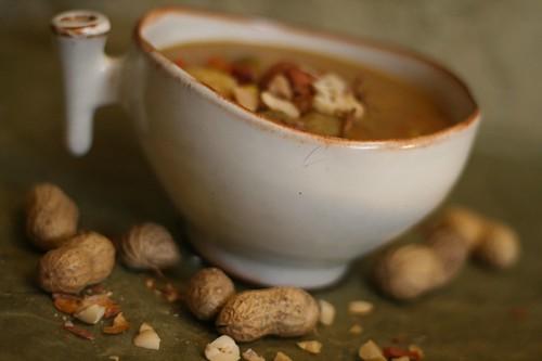 Georgia Peanut Soup