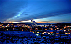Corner Brook (Zircon_215) Tags: winter night newfoundland hometown nighttime bayofislands aftersunset d300 cornerbrook flickrsbest abigfave anawesomeshot impressedbeauty diamondclassphotographer flickrdiamond 18200mmafsdxvr