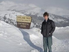 My Nephew Sam at Continental Divide (alist) Tags: family ski alist robison alicerobison ajrobison