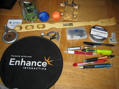 Dan Perry's Schwag Bag #2