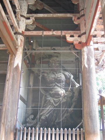 東大寺(大仏殿)-吽形