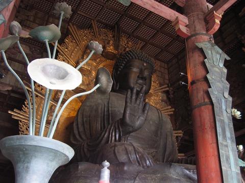 東大寺「奈良の大仏さん」