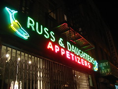 Russ & Daughters by 12th St David, on Flickr
