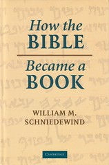 How the Bible Became a Book - Front