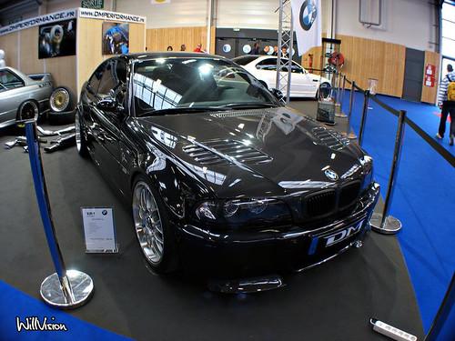 Bmw M3 E46 Csl. Black BMW M3 E46 CSL DM