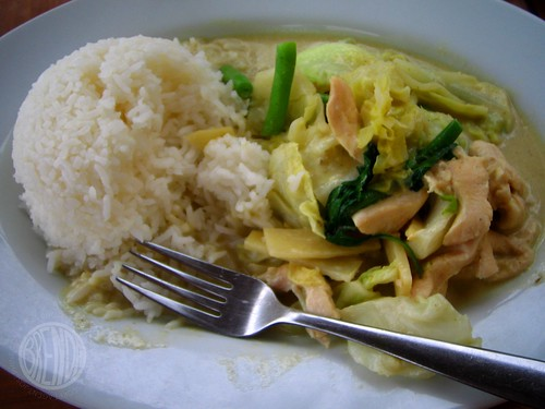 green curry.....