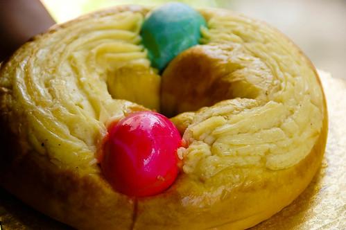 Rosca de Pascua - Easter Cake