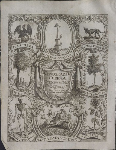 Cynographia Curiosa Seu Canis Descriptio by Christian Franz Paullini - 1685 (HAB)