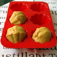 Minicake olio e.v.di oliva e Clementine