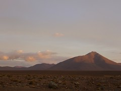 Salar Uyuni tour - Sud lipez - coucher de soleil