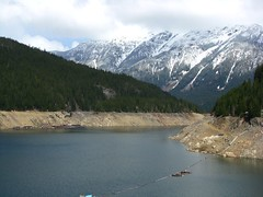 Ross Lake, Resort and Mtns
