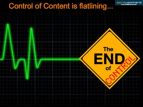 Das Ende der Kontrolle - Filesharing ist Realität