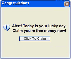 Claim to be money