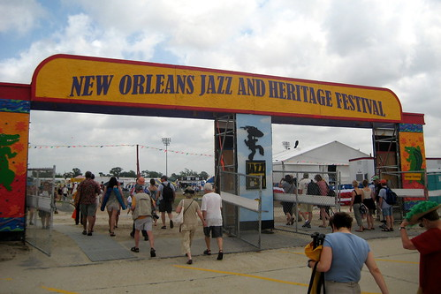 2008 New Orleans Jazz & Heritage Festival