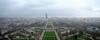 Campo Marte desde la torre Eiffel