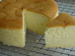 Japanese_cheesecake