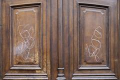 Coco93 (Ruepestre) Tags: coco93 coni cony pal paris art streetart street graffiti graffitis france parisgraffiti urbain urbanexploration urban