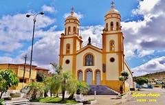 "São José do Campestre - RN (3).  Igreja Matriz de São José (Egberto Araújo) Tags: ""brasil"" ""nordeste"" ""rio grande do norte"" ""agreste potiguar"" ""são josé campestrern"" ""cidades brasileiras"""