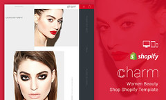 Charm – Women Beauty Shop Shopify Template (ThemeTidy) Tags: shopifythemes shopify themes templates shopifytemplates responsive ecommerce women beauty beautyshop shop