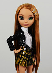 Loving you, it's explosive (DollTheRage) Tags: ever after high ashlynn ella doll