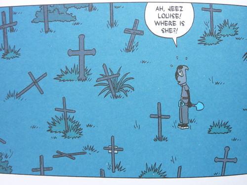 Isle of 100,000 Graves by Jason & Fabien Vehlmann