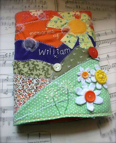 William's Memory Book