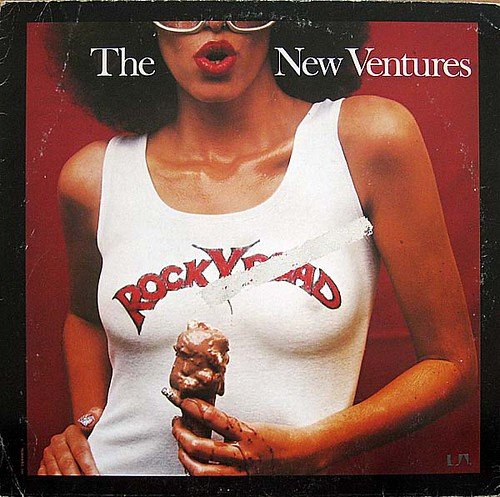The New Ventures - Rocky Road (1976)
