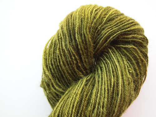 SCF Perendale carded roving from shop update-110gr-282yds-chain plied