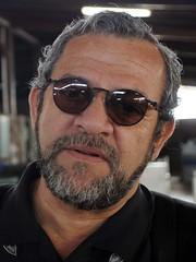 Héctor Napolitano, cantautor guayaquileño